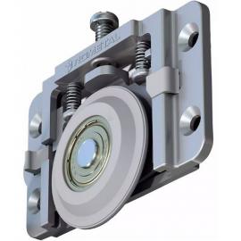 Roldana Ro65 Plus Para Porta De Correr De 60Kg 15mm