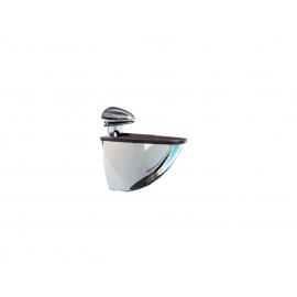 Suporte tucano para prateleiras cromado e regulável - WR 03.19.028