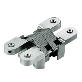 Dobradiça Invisível 70 x 16 mm Cromada HAFELE - 34107403