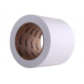 Fita de Borda Branca 100 mm x 50 m REHAU - 367051004