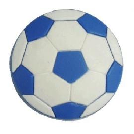 Puxador Bola Azul PVC Italyline 41 mm 5542-041 - 15051