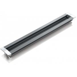 Puxador Fiore para Móveis em Inox Escovado 256 mm ARCHI