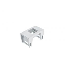 BLOCO RJ45 REDE / USB KEY BRANCO DX99240.00
