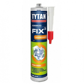 ADESIVO TYTAN FIX3 BEGE 320G - 040915