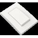 INTERRUPTOR SIMPLES 10A BRANCO COM ESPELHO N50.01B